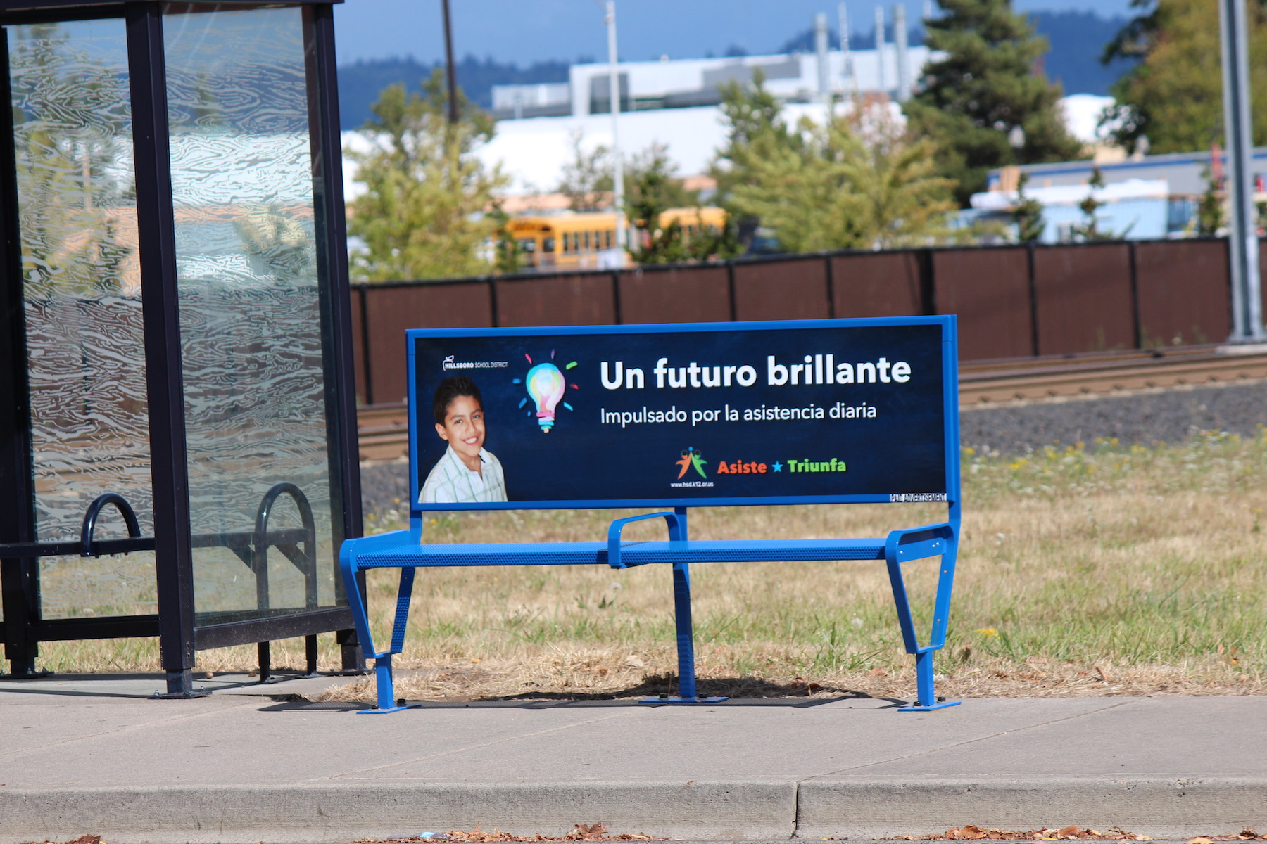 bus bench ad 3