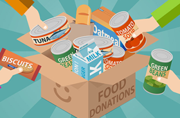 Featured Event: Food Drives