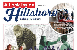 District Newsletter: A Look Inside Hillsboro Schools