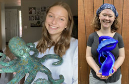 Featured Students: Liberty Ceramic Artists