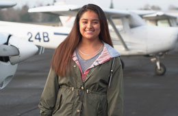 Featured CTE Program: Oregon Aerospace Careers for Everyone (O-ACE)